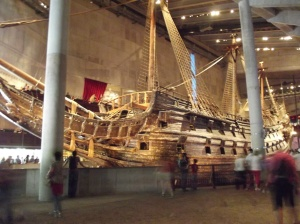 Photo of the Vasa